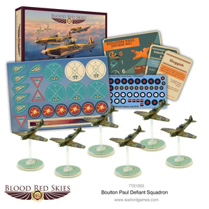Boulton Paul Defiant Squadron - Game State Store
