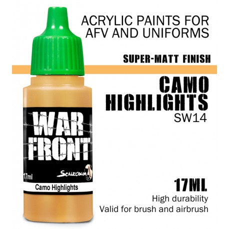 SW SS CAMO HIGHLIGHTS 17 mL - Game State Store