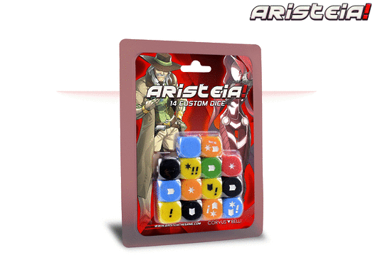 Aristeia! Dice Pack - Game State Store