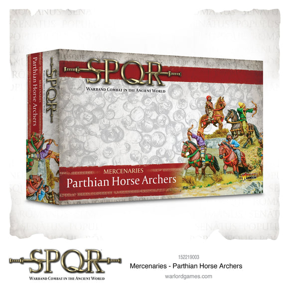 Mercenaries Parthian Horse Archers - Game State Store