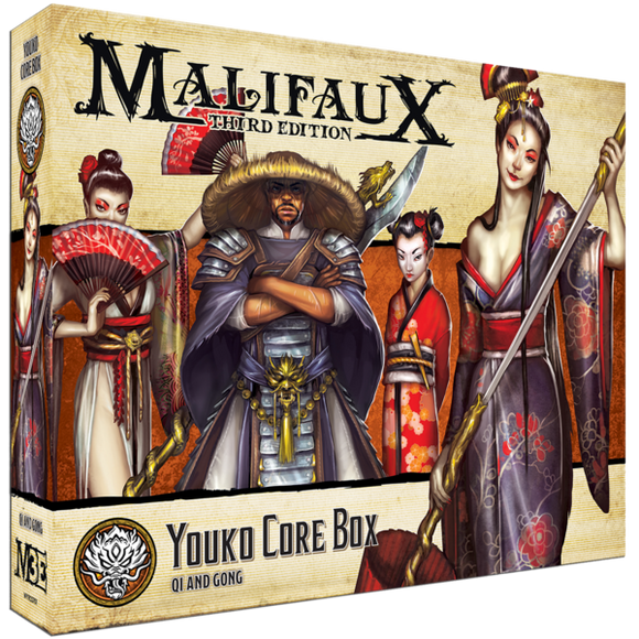 Youko Core Box - M3e - Game State Store