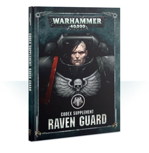 CODEX: RAVEN GUARD (HB) (ENGLISH) - Game State Store