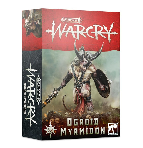 WARCRY: OGROID MYRMIDON - Game State Store