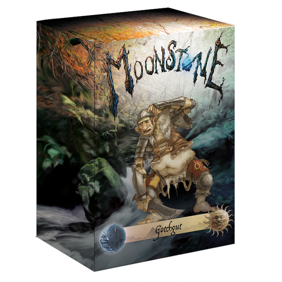 Gotchgut the Troll - Game State Store