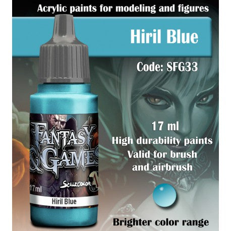 SFG HIRIL BLUE 17 mL - Game State Store