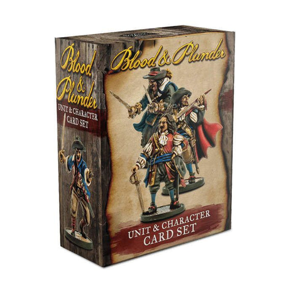 Unit & Character Card Set - Game State Store