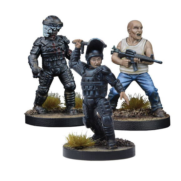 Glenn, Prison Guard Booster - Game State Store