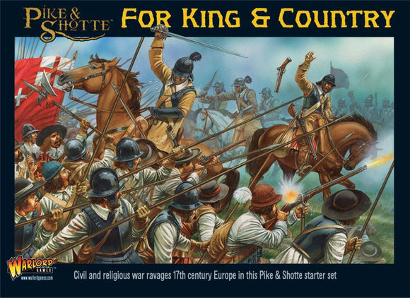 Pike & Shotte: For King & Country Starter Set