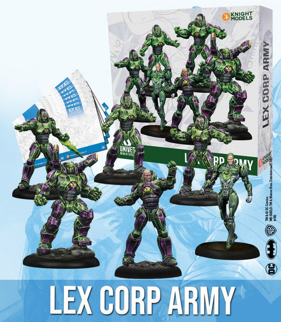 Lex Corp Army Oct 2019 - Game State Store