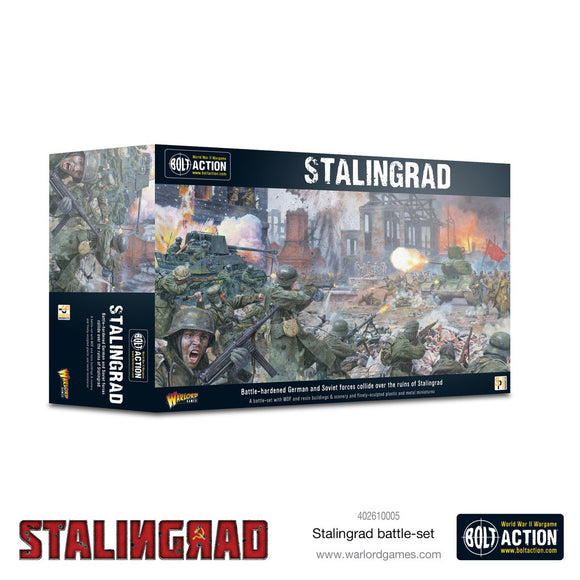 Stalingrad Battle-Set - Game State Store
