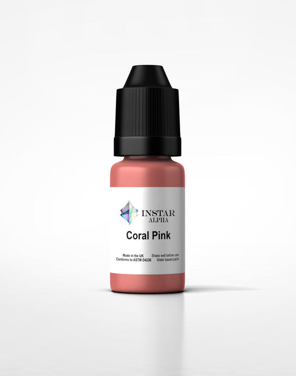 Instar Paint 20ml Alpha Coral Pink
