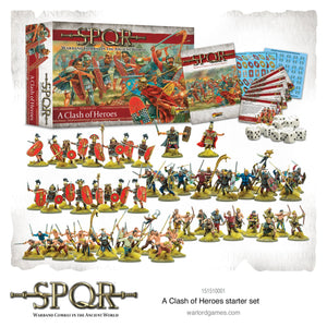 SPQR: A Clash of Heroes Starter Set - Game State Store