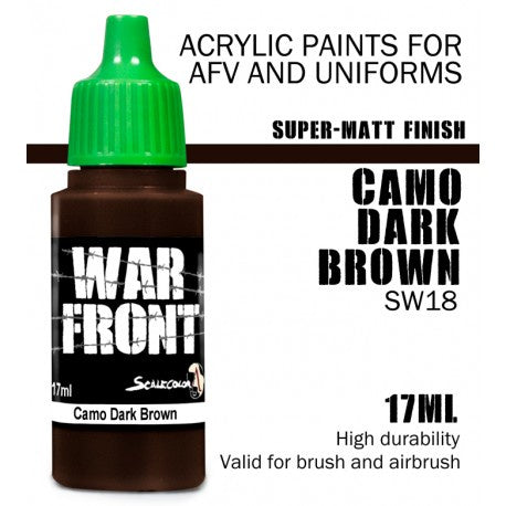 SW SS CAMO DARK BROWN 17 mL - Game State Store