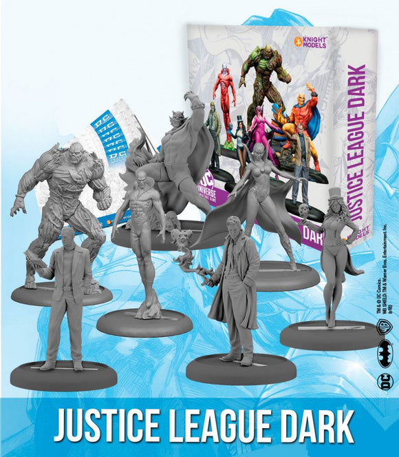 Dark Justice League - Game State Store