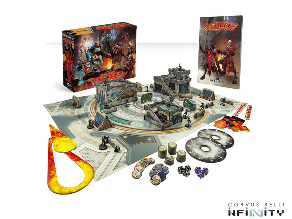 Operation: Wildfire Battle Pack with Hippolyta (Exclusive model for pre-order Op. Wildfire) - Game State Store