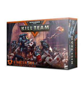 WARHAMMER 40000: KILL TEAM (ENGLISH) (Aug 2019) - Game State Store