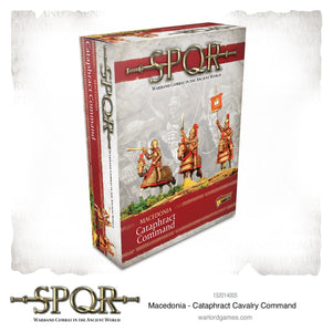 Macedonian Cataphract Command - Game State Store