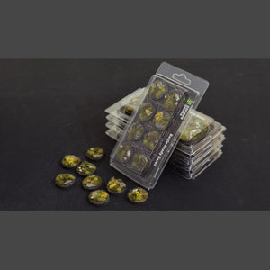 Battle Ready Bases: Highland Round 32mm (x8) - Game State Store