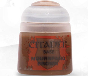 BASE: MOURNFANG BROWN (12ML) - Game State Store
