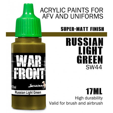 SW RUSSIAN LIGHT GREEN 17 mL - Game State Store