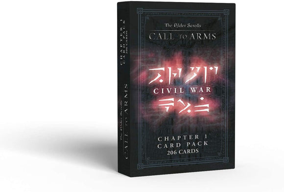 The Elder Scrolls: Call to Arms - Chapter One Card Pack – Civil War