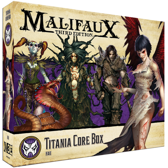 Titania Core Box - M3e - Game State Store