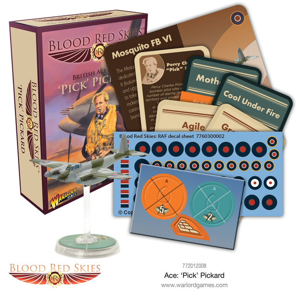 Pick' Pickard Mosquito Ace - Game State Store