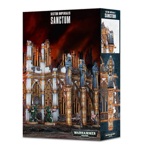 SECTOR IMPERIALIS SANCTUM - Game State Store