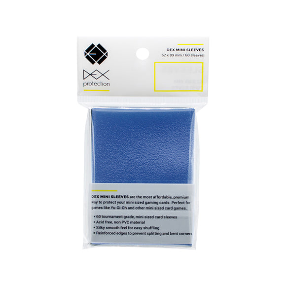 Dex Mini Sleeve - Blue