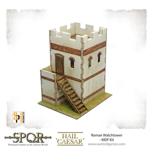 Roman Watchtower - Game State Store