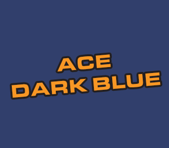 Secret Weapon Acrylics: Ace Dark Blue - Game State Store