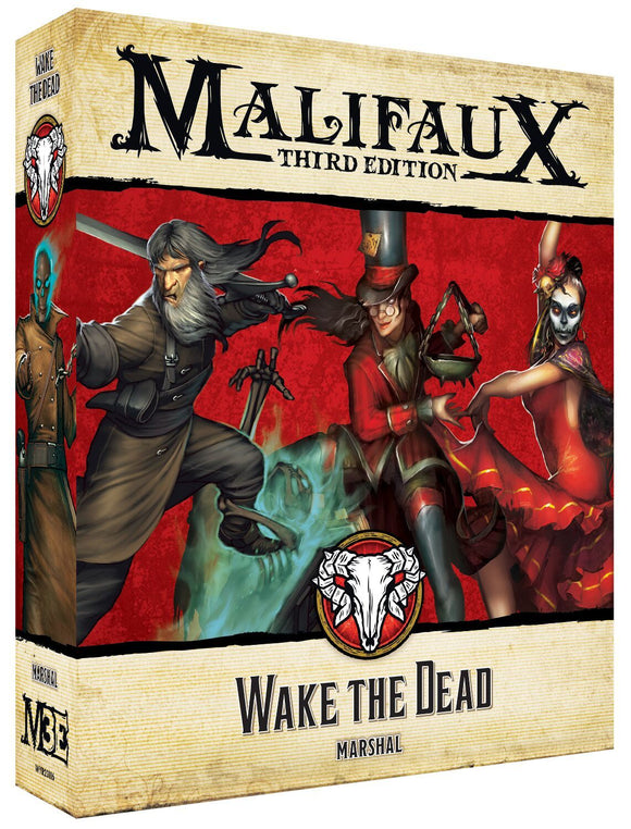 Wake the Dead Pre-order - Arrive Jan 2020 - Game State Store