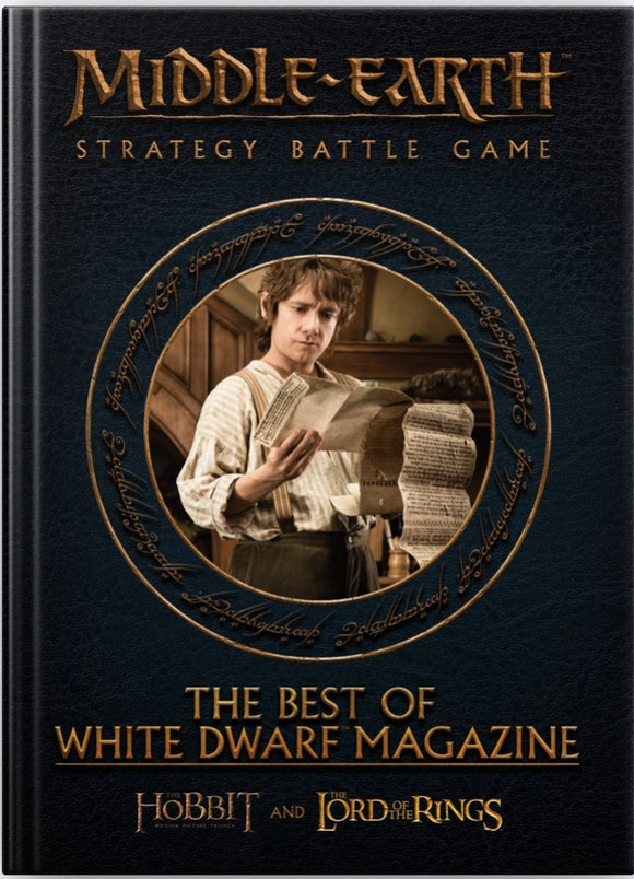 Web Order Middle Earth Strategy Battle Game The Best of White Dwarf Magazine