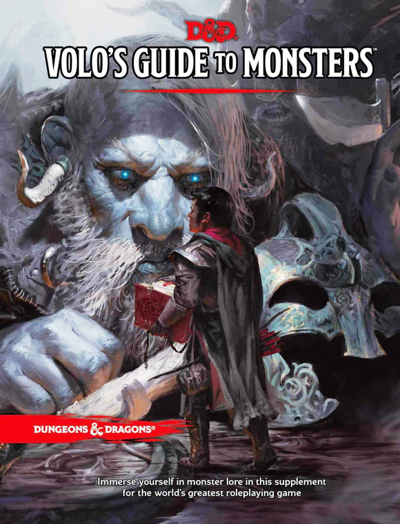 D&D Volo's Guide to Monsters HC - Game State Store