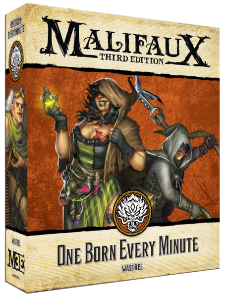 One Born Every Minute - M3e - Game State Store
