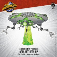 Ares Mothership - Game State Store