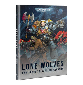 WH Special Releases Lone Wolves (Graphic Novel)