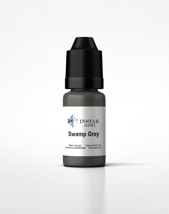 Instar Paint 20ml Alpha Swamp Grey