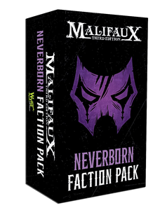 Neverborn Faction Pack - M3e Malifaux 3rd Edition - Game State Store