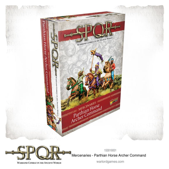 Mercenaries Parthian Horse Archer Command - Game State Store