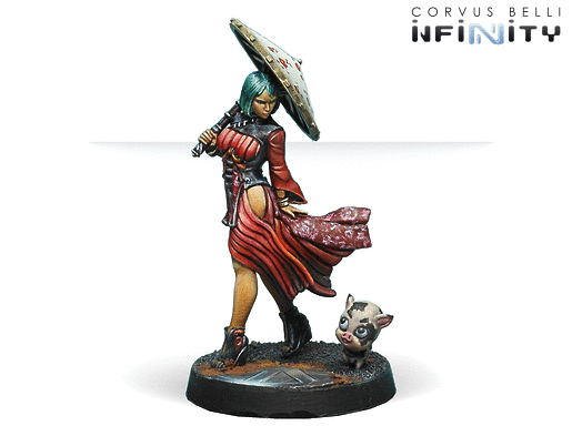 Dragon Lady, Imperial Service Judge - Game State Store