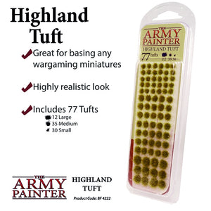 Highland Tuft - Game State Store