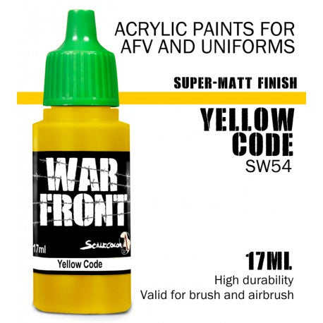 SW YELLOW CODE 17 mL - Game State Store
