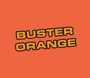 Secret Weapon Acrylics: Buster Orange - Game State Store