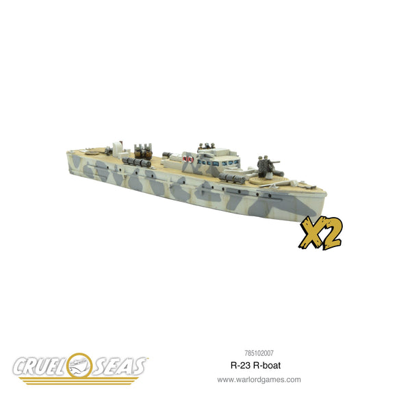 R-23 R-boat - Game State Store