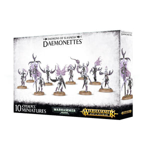 DAEMONS OF SLAANESH DAEMONETTES - Game State Store