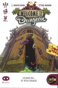 iello Welcome to the Dungeon - Game State Store