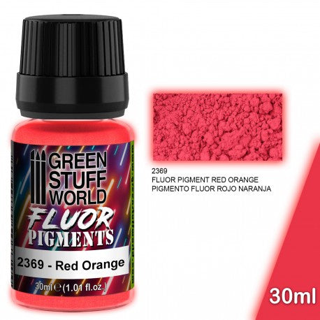 GSW Pigment Fluor Red