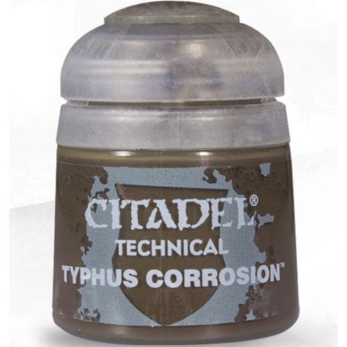 TECHNICAL:TYPHUS CORROSION