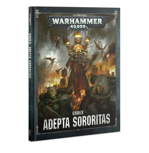 CODEX: ADEPTA SORORITAS (HB) (ENG) - Game State Store